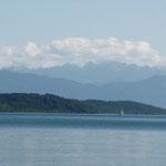 Alpen bei Insbruck und Hohe Tauern