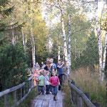 Familienurlaub am Wildsee