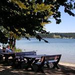Starnberger See Possenhofener Erholungsgebiet