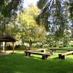 Grill- und Spielplatz von Birkengrund