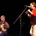 JULIE FOWLIS Band, Kulturhaus, September 2009, Foto von Jakob Salzmann