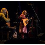 Linde Nijland und Bert Ridderbos, November 2014, Foto von Rolf Rutzen
