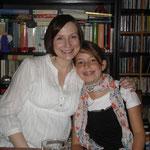 JULIE FOWLIS und Mia Scheidtweiler, September 2009