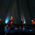 DREVER / McCUSKER / WOMMBLE & HEIDI TALBOT, Kulturhaus, November 2010, Foto von Björn Othlinghaus