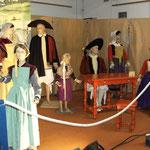Paludiers de Batz/mer et de Saillé en costume de fête