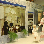 Expo - Reconstitustion rue du centre en 1900
