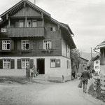 Ferienhaus Sehrwind – Ansicht des Hauses von 1930