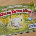 Erwin Moser - Kleine Katze Nina