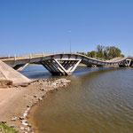 Zwischen Punta del Este und El Tesoro: Brücke mit Schwung