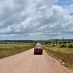 Unterwegs im Landesinnern von Uruguay