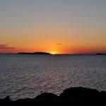 Colonia: Traumhafter Sonnenuntergang