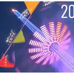 Januar: Ein kunterbunt-schräges 2021