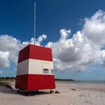 Juli: Am Strand von Balka (Bornholm)