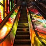 September: Auf dem Weg zur Metro