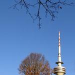 Februar: Im Olympiapark (München)