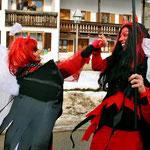Tanz mit dem Teufel