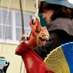 Helene Fischer lässt fischen