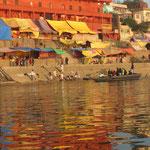 Inde, les célèbres Gaths de Varanasi