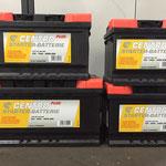 Starterbatterien günstig im Motodrom Iserlohn kaufen