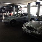 Mercedes Benz mal 3