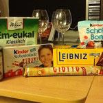 ドイツ土産にお菓子を!