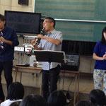 平成音楽大学学生も参加してますよ!