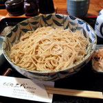 北海道幌加内産の蕎麦