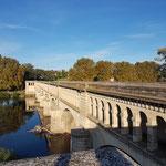 Aquädukt bei Béziers