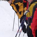 Schneeschuhwandern - für viele eine neue Erfahrung!