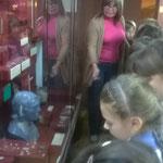 Посещение Саратовского областного музея краеведения, 2014 год