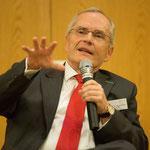 Prof. Dr. Heinz-Walter Große (Vorstandsvorsitzender der B.Braun Melsungen AG)