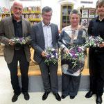 """Gedenklesung """"Bücherverbrennung"""" in Landshut"""