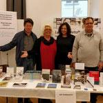 VS-Stand bei der Regionalbuchmesse in Sulzbach-Rosenberg