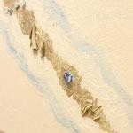 Seelenbild mit Bergkristallen und Sandelholz