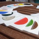 Der Farbfächer von Gabriele Daniel