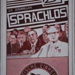 """""""Sprachlos"""" aus der Reihe """"Paradoxen und Reflexionen"""""""
