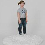 California  plaster, acrylic h. 25.5 × w. 27.0 × d. 24.0 cm