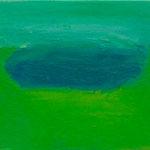 霞  oil on canvas 16.0 × 23.0 cm