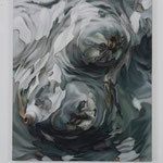 Surface #8 2004 oil on canvas 60.6 × 50.0 cm