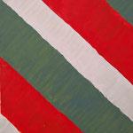 5th Royal Inniskilling  Dragoon Guards  acrylic on canvas 22.7 × 15.8 cm