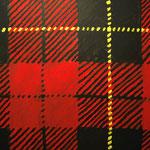 ウォレス:Wallace  acrylic on canvas 116.7 × 91.0 cm