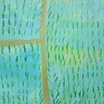 苗  oil on canvas 53.4 × 65.4 cm