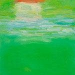 おうち  oil on canvas 65.7 × 53.0 cm