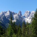 Monte Cristallo,  Dolomiten