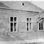 Schule Girm um 1950