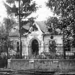 Mädchenvolksschule um 1955