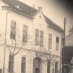 Knabenvolksschule um 1950