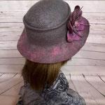 Шляпка с цветком 45$