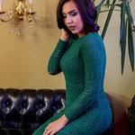 Ажурное платье  150