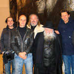 Camera David Delefont, Sound Gregor Rasek, Ramacher & Einfalt, Prof. Hermann Nitsch, Director Hermann Aichwalder, Camera Andreas Stiedl aac
